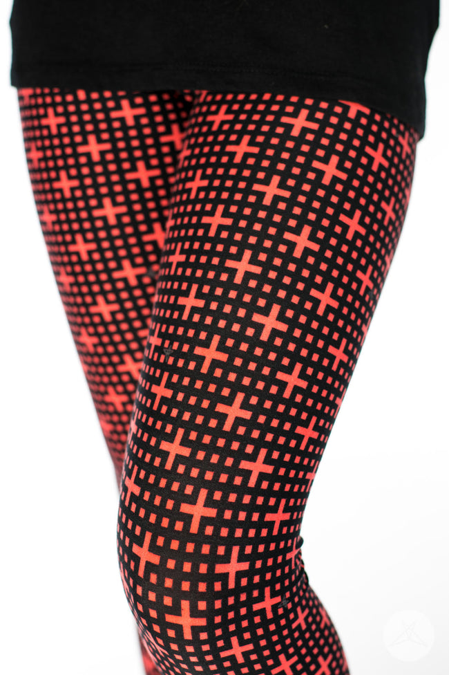 Supersonic Kids leggings - SweetLegs