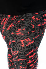 ANML011 Plus leggings - SweetLegs