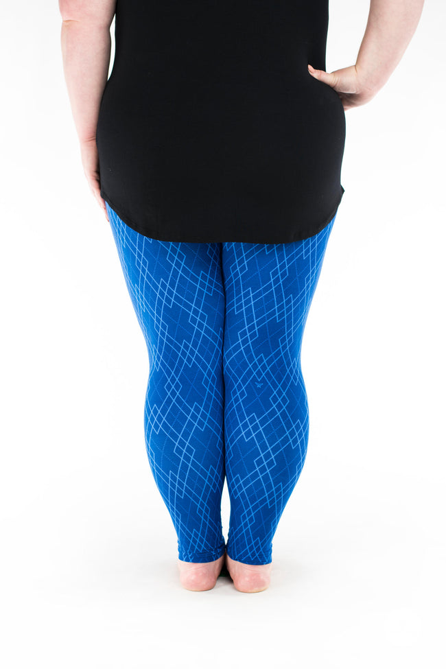 Skyward Plus leggings - SweetLegs