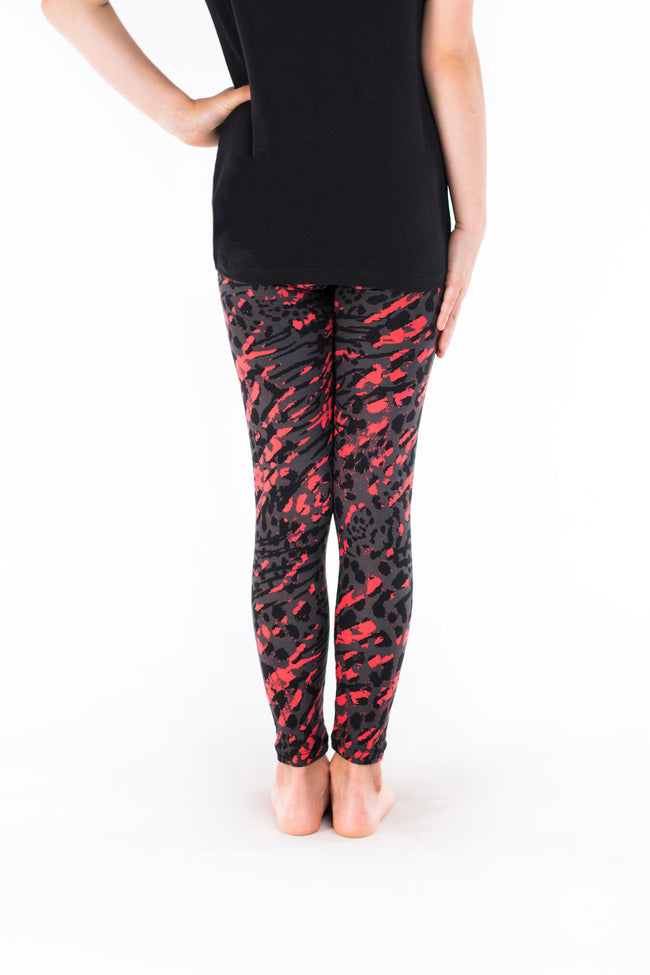 ANML011 Kids leggings - SweetLegs