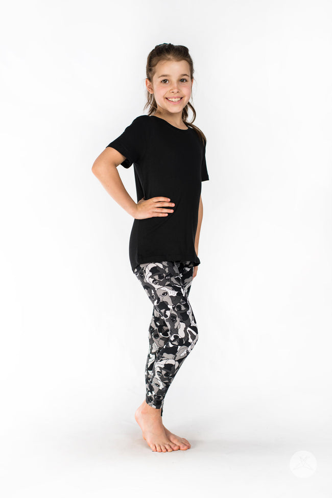 Dog Show Kids leggings - SweetLegs