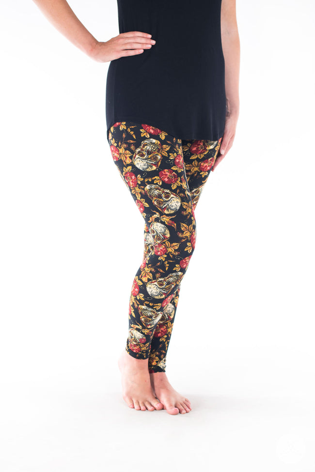 Supernatural Petite leggings - SweetLegs