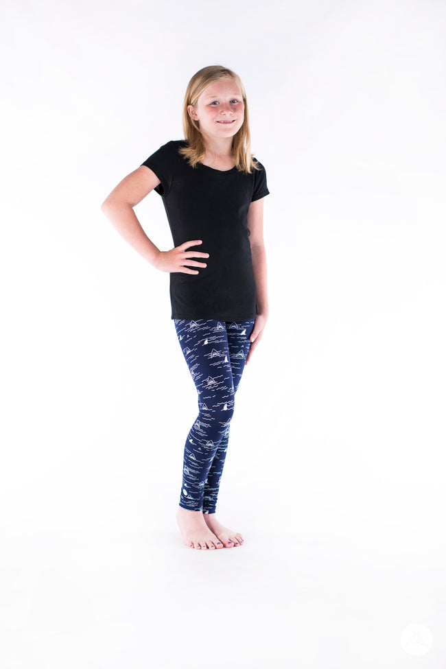 Jawsome Kids leggings - SweetLegs