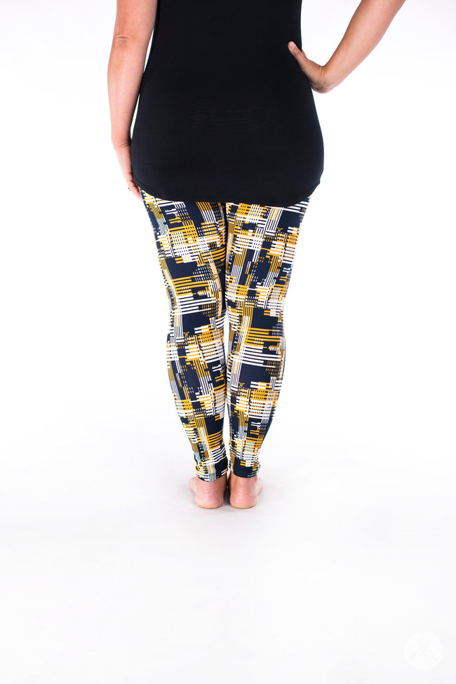 Road Trip leggings - SweetLegs