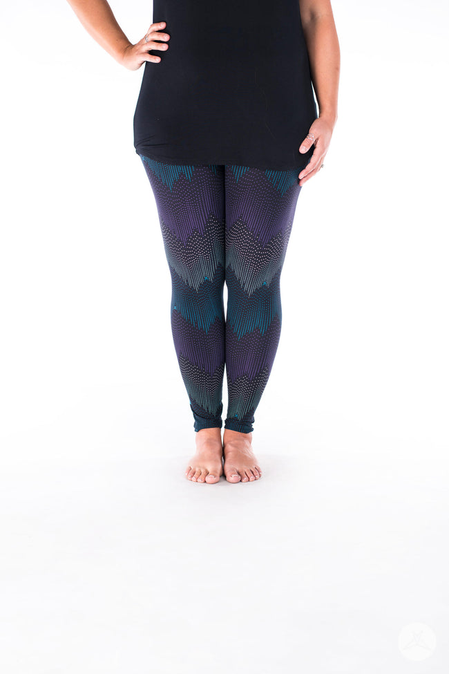 Northern Lights leggings - SweetLegs