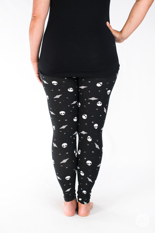 Close Encounter leggings - SweetLegs
