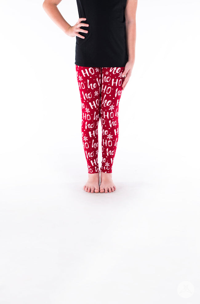 Santa Baby Kids leggings - SweetLegs
