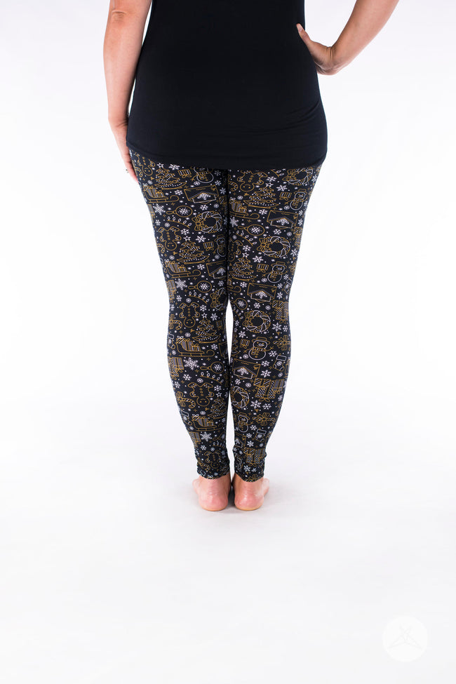 My Favourite Things Petite leggings - SweetLegs