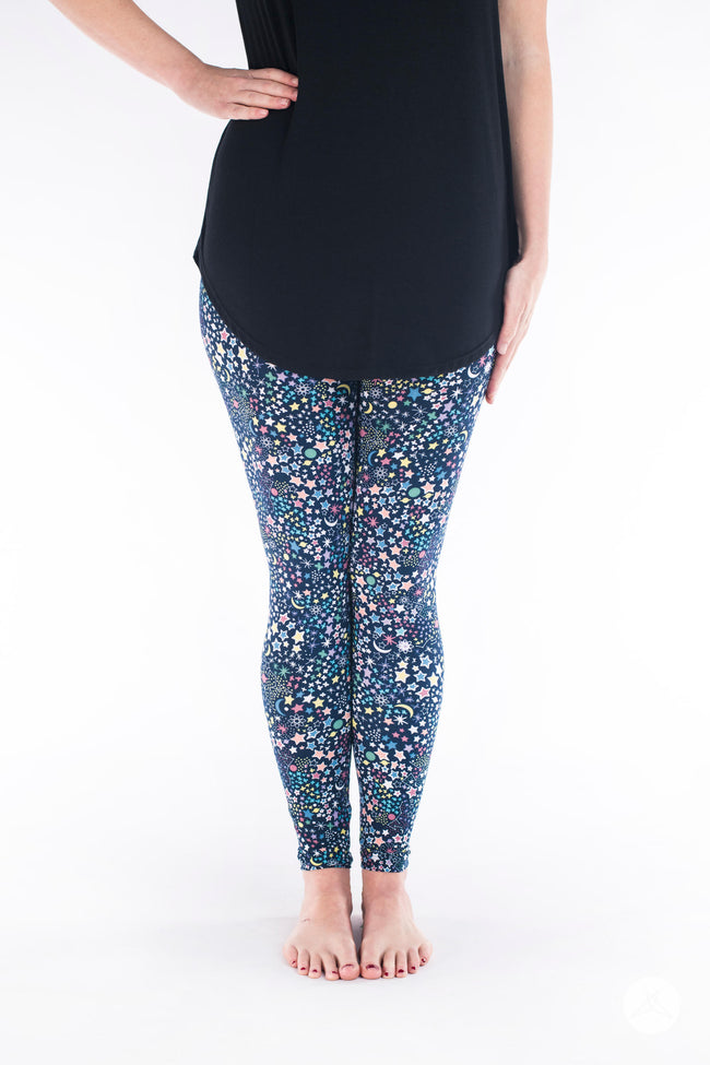 Lucky Charm Petite leggings - SweetLegs