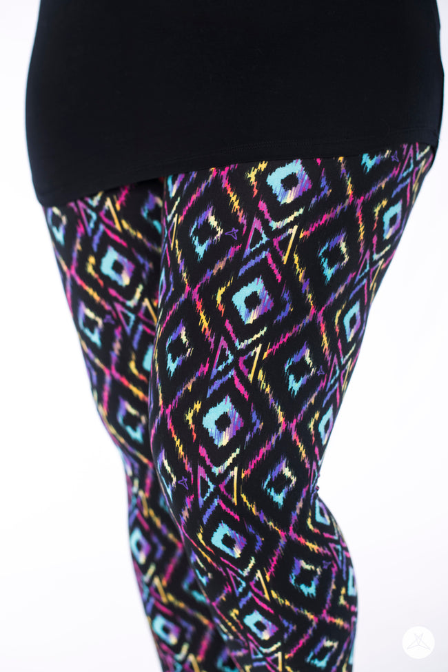 Bombshell leggings - SweetLegs