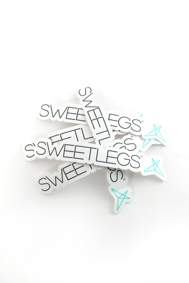 SweetLegs Sticker Pack