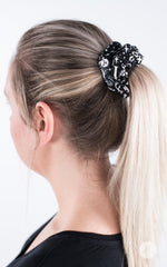 Season's Greetings Scrunchie
