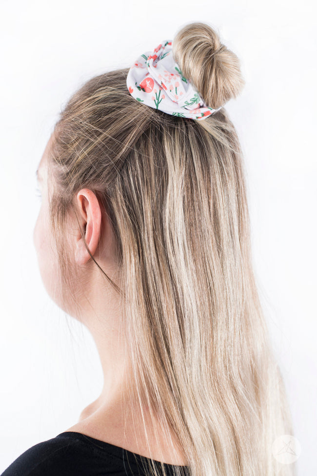 Flower Child Scrunchie