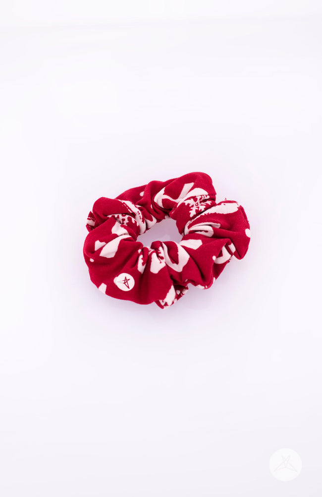 Santa Baby Scrunchie leggings - SweetLegs