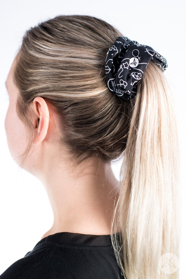 Girl Power Scrunchie