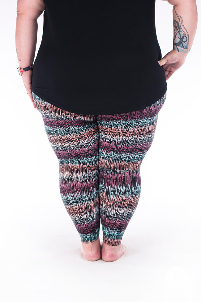 Field of Dreams Plus2 leggings - SweetLegs