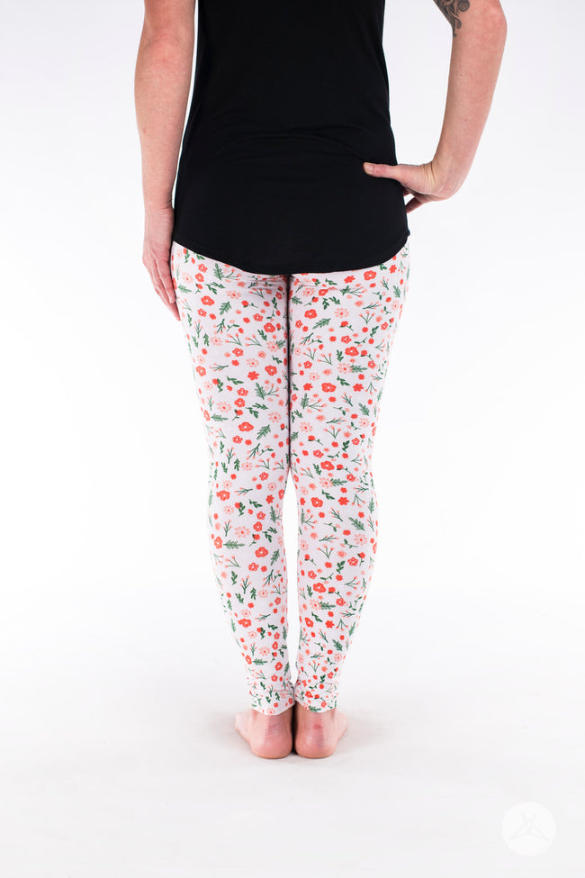 Flower Child Petite leggings - SweetLegs