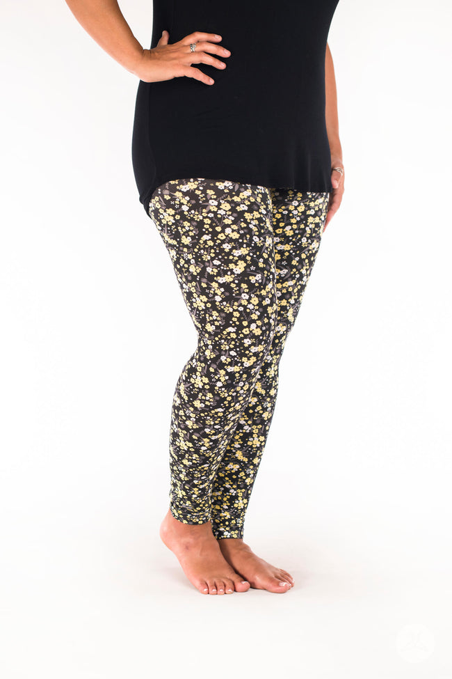 Buttercup leggings - SweetLegs
