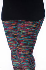 Rainbow Opal leggings - SweetLegs