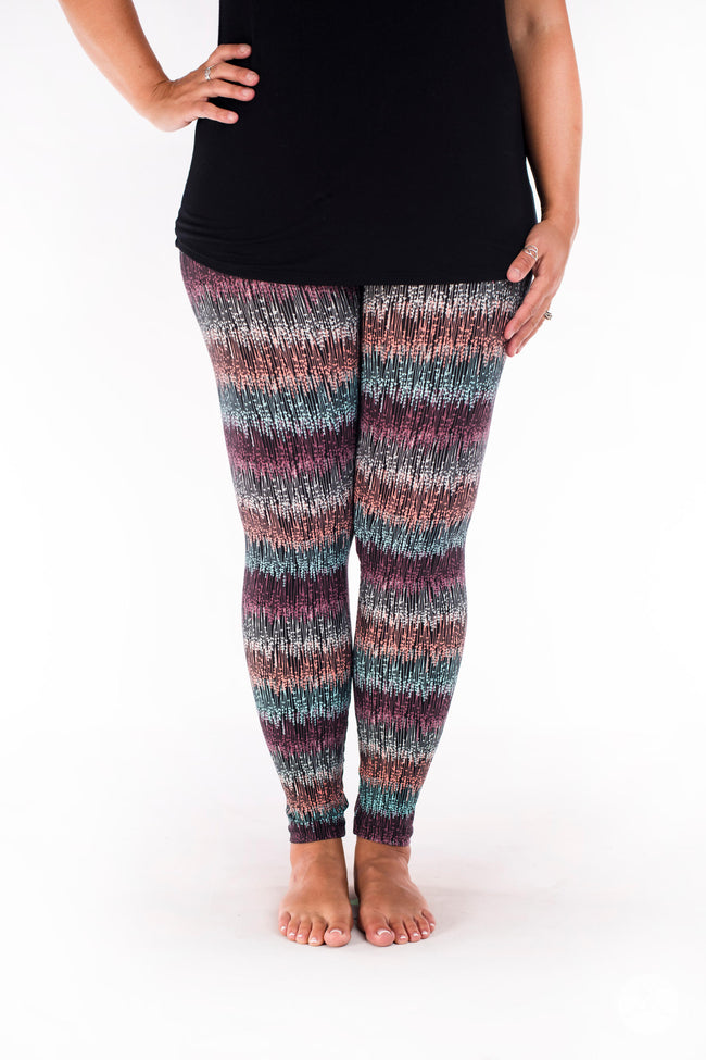 Field of Dreams leggings - SweetLegs