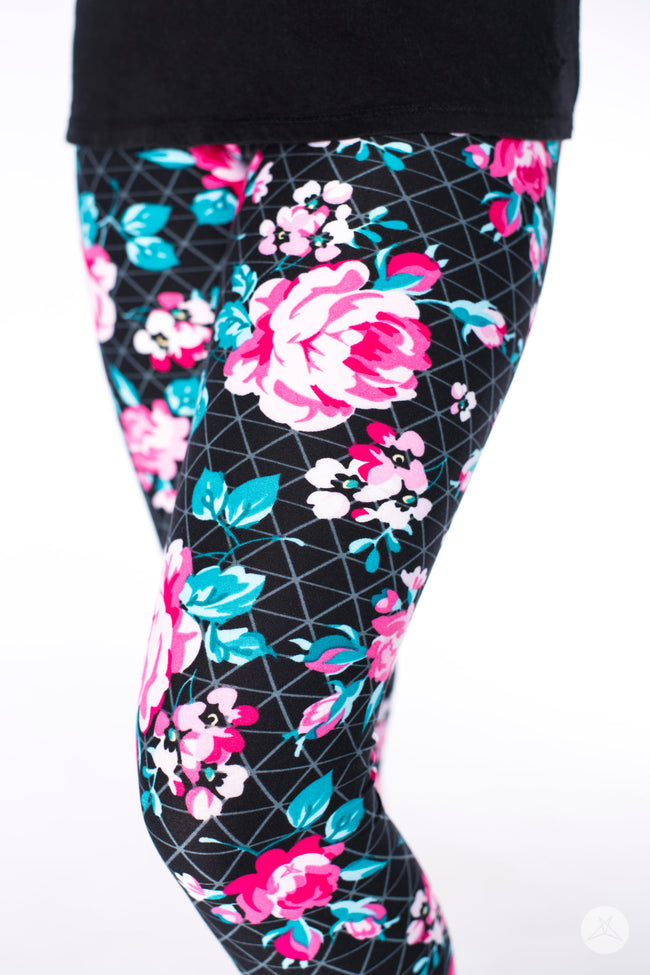 Gracie Rose Kids leggings - SweetLegs