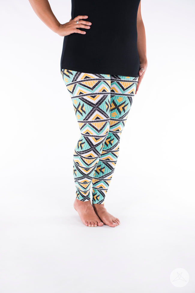 Phoenix Nights leggings - SweetLegs