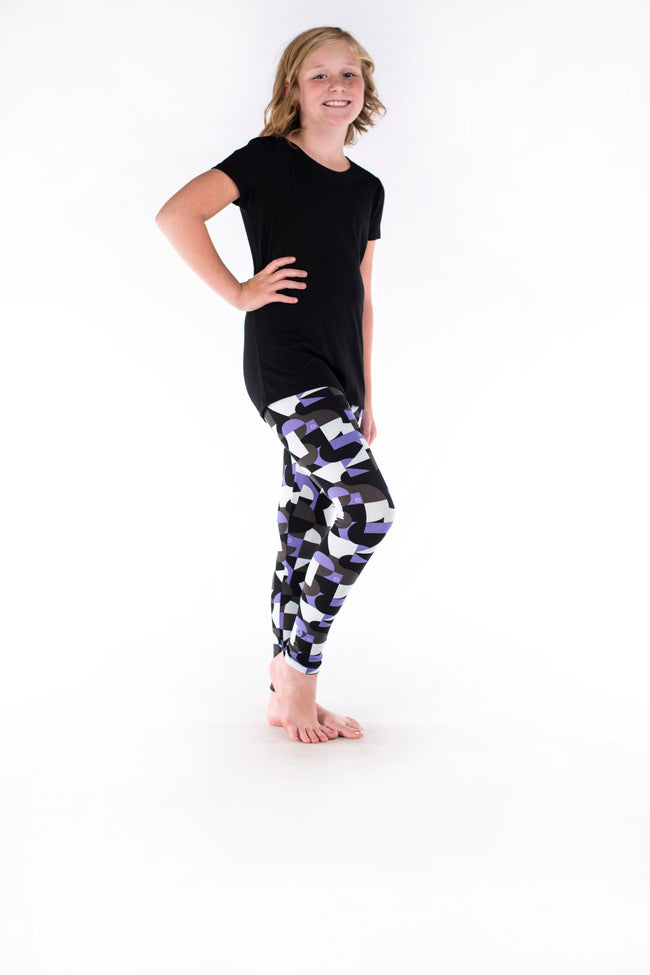 Freestyle Kids leggings - SweetLegs