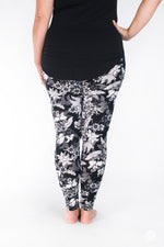 Forget Me Not leggings - SweetLegs