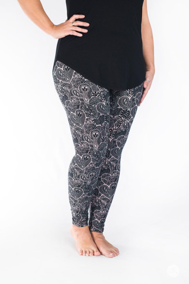 Forever Yours leggings - SweetLegs