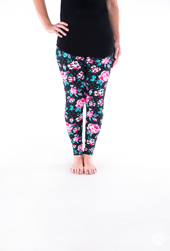 Gracie Rose Petite leggings - SweetLegs