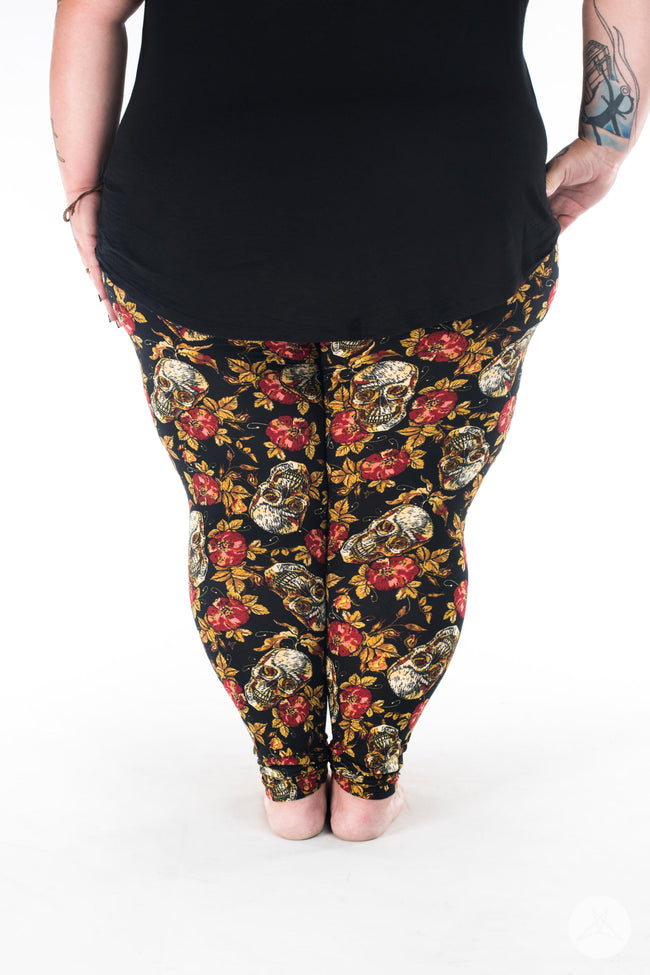 Supernatural Plus2 leggings - SweetLegs