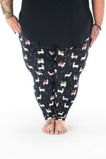 Feliz Llamadad Plus2 leggings - SweetLegs