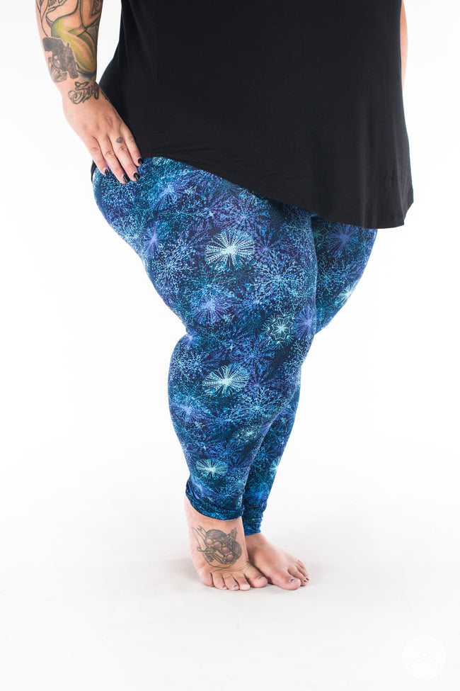 Frozen 2.0 Plus2 leggings - SweetLegs