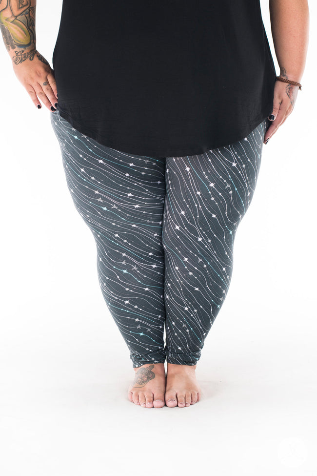 Starlight Plus2 leggings - SweetLegs