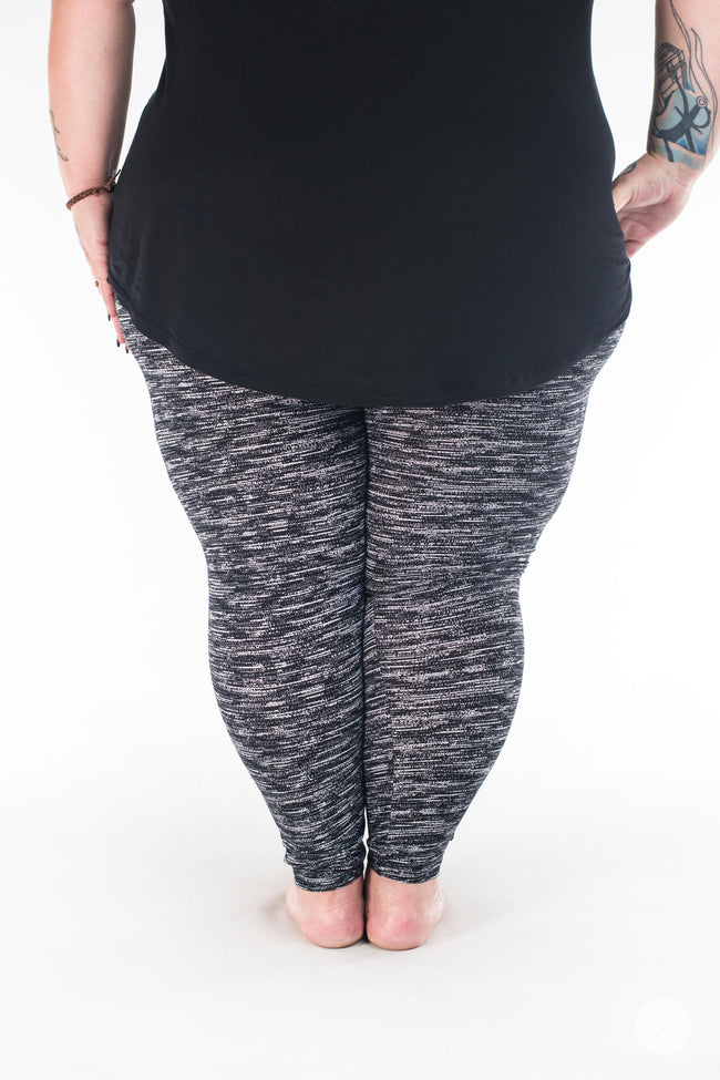 Get Static Plus2 leggings - SweetLegs