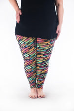 True Colours Plus leggings - SweetLegs