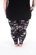 Mayhem Plus2 leggings - SweetLegs