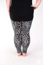Mirage Plus leggings - SweetLegs