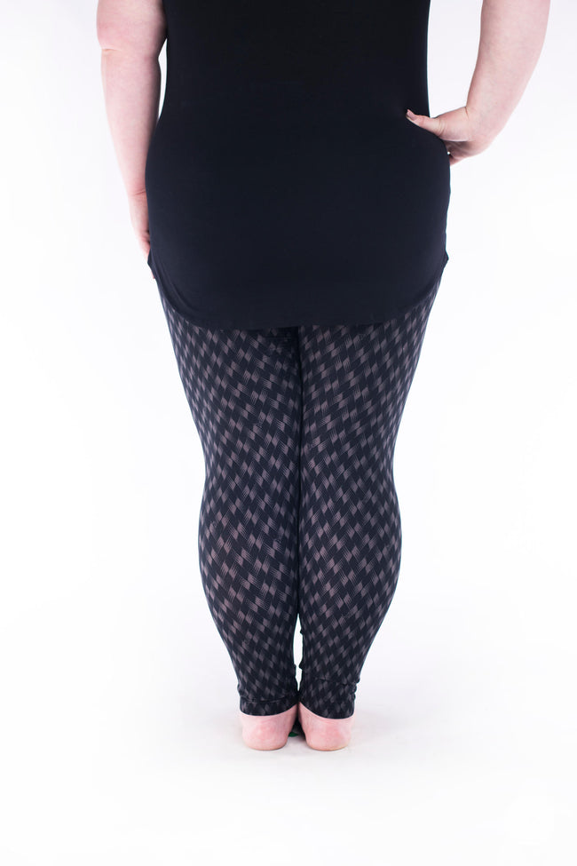 Poetic Notion Plus leggings - SweetLegs