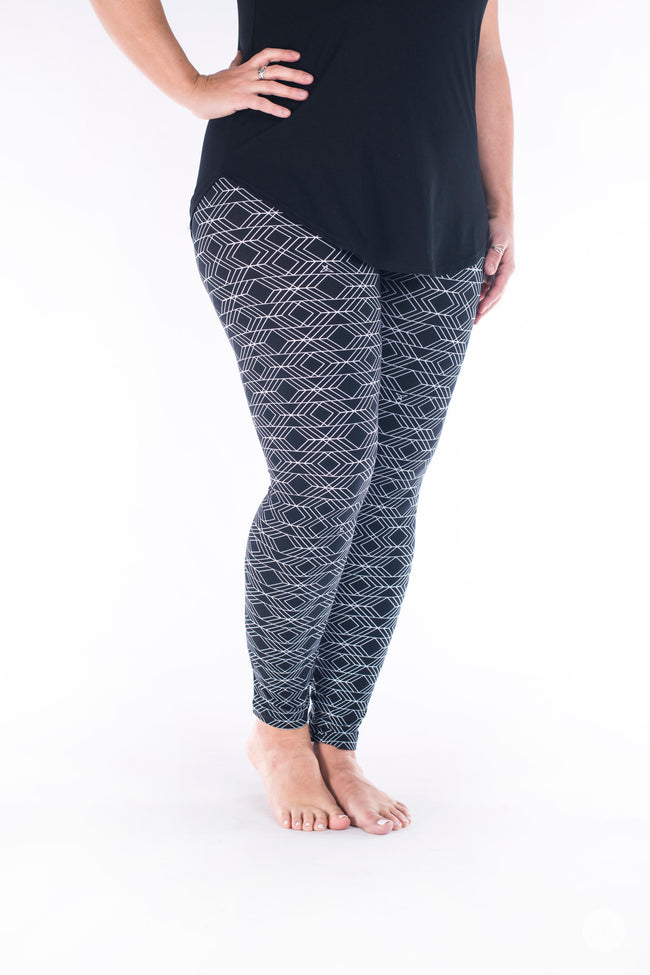 Hotline leggings - SweetLegs