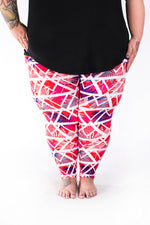 Paradise Plus2 leggings - SweetLegs
