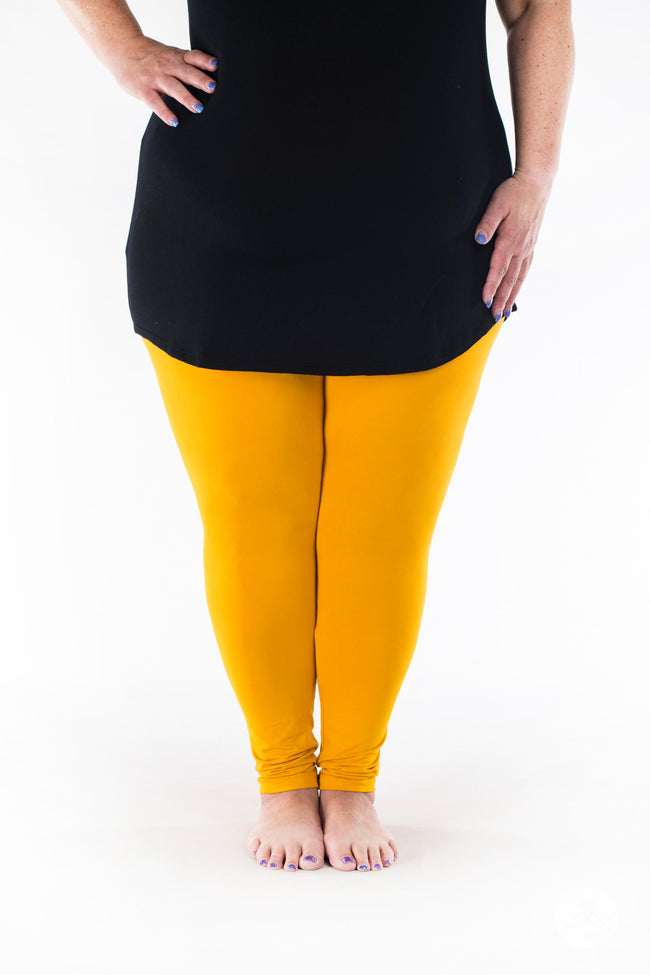 Harvest Moon Plus leggings - SweetLegs