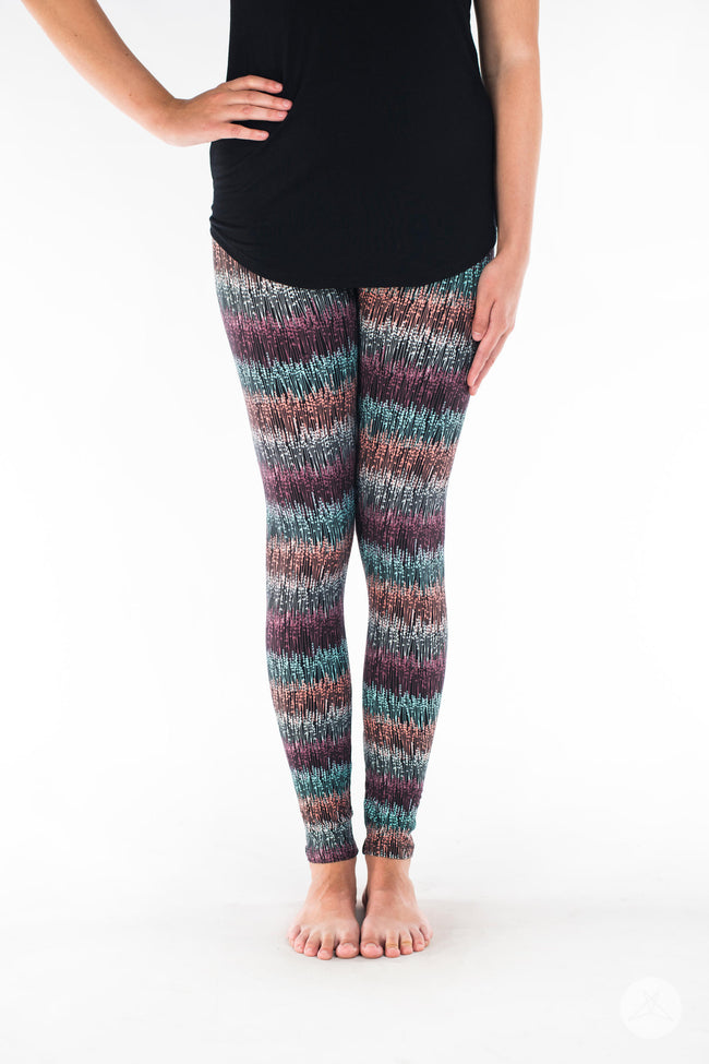 Field of Dreams Petite leggings - SweetLegs