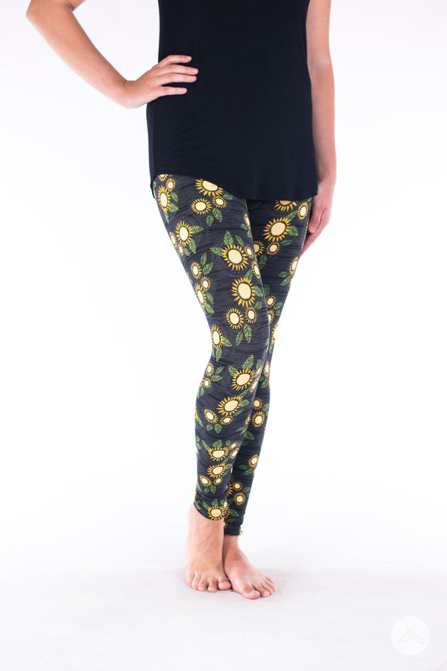 Sun Kissed Petite leggings - SweetLegs