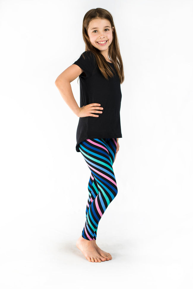 Electric Pursuit Kids leggings - SweetLegs