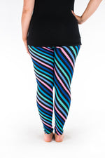 Electric Pursuit leggings - SweetLegs