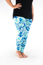 Tropical Bliss leggings - SweetLegs