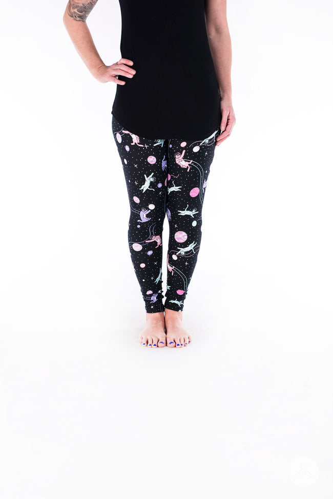 Spaced Out Petite leggings - SweetLegs