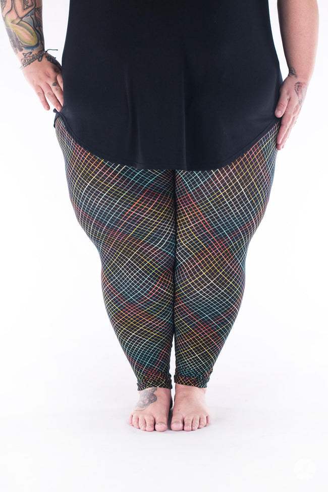 Happy Go Lucky Plus2 leggings - SweetLegs