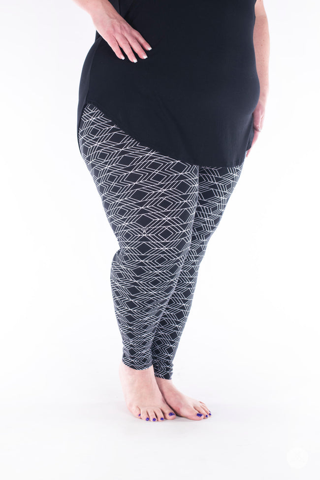 Hotline Plus leggings - SweetLegs